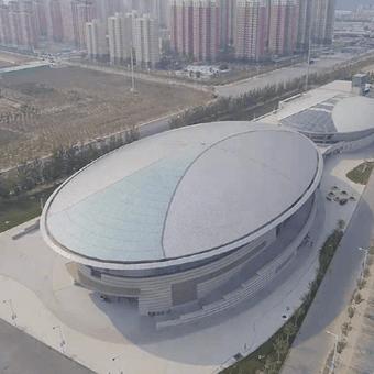 天津商业大学新体育馆