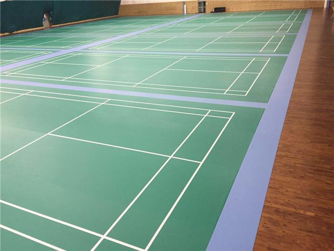 重报集团网球中心羽毛球馆